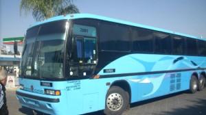 consejos viajar en Autobus